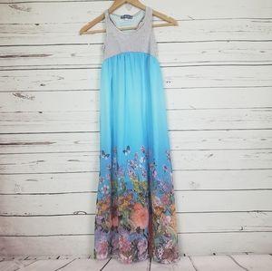 Truly Me by Sara Sara Maxi Dress Floral